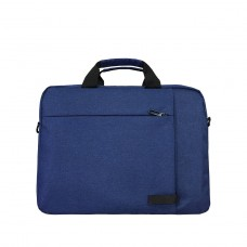 "OKADE T49 Laptop Bag - Up to 15.6"" - Blue black"