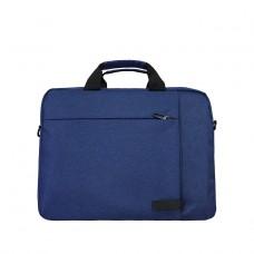 "OKADE T49 Laptop Bag - Up to 15.6"" - Blue black"