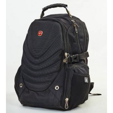 SWISSGEAR 7217 Backpack- Black
