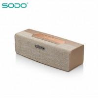 SODO L2 Wireless Bluetooth Speaker-Gold