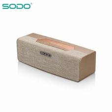 SODO L2 Wireless Bluetooth Speaker-Gold