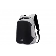 """OKADE S41 Smart Anti Thif Laptop Backpack 15.6"""" With USB Gray"""