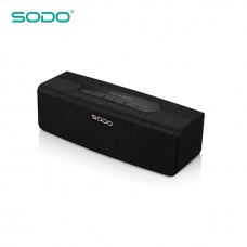 SODO L2 Wireless Bluetooth Speaker-Black