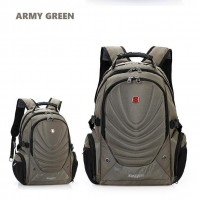 SWISSGEAR 7217 Backpack- ARMY GREEN