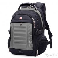 SWISSGEAR 1419 Backpack- GRAY