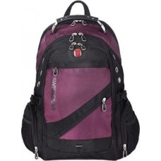 SWISSGEAR 1418 Backpack-PURPLE