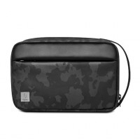 WiWU Camou Jungle Pouch Travel Organizer Case for Electronics Accessories Gadget Carrying Pouch Bag