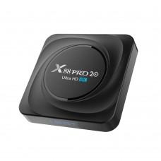 X88 Pro 20 RK3566 Android 11 8GB RAM 64GB ROM 2.4G/5G