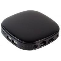 Android Tv Box Quad Core Wifi Internet Smart TV FULL HD 1080P 1GB ROM AT758
