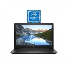 DELL Inspiron 15-3583 Laptop - Intel Celeron 4205U - 4GB RAM - 500GB Storage - Intel HD Graphics 610 - 15.6 Inch HD - Ubuntu - Black