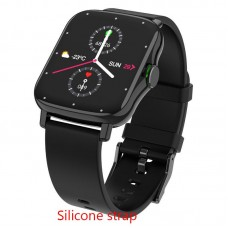 FM08 Smart Watch Bluetooth Call Real Heart Rate 1.69 Inch Screen