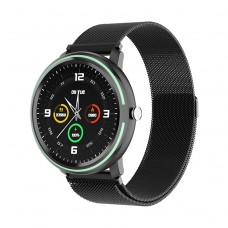FR18 Smart Watch Health Monitor Temperature check Waterproof