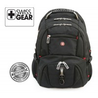 SWISSGEAR 8112  Backpack Black