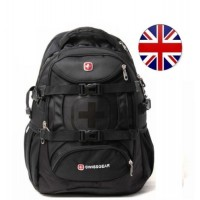 SWISSGEAR 9337 Backpacks-Black