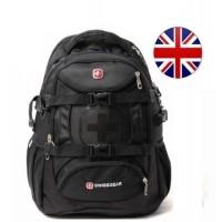 SWISSGEAR 9337 Backpacks-Black