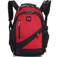 SWISSGEAR 1418 Backpack-Red