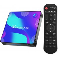 X88 Pro 10 Android 10 TV Box