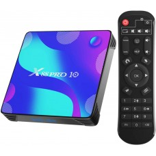 X88 Pro 10 Android 11 TV Box